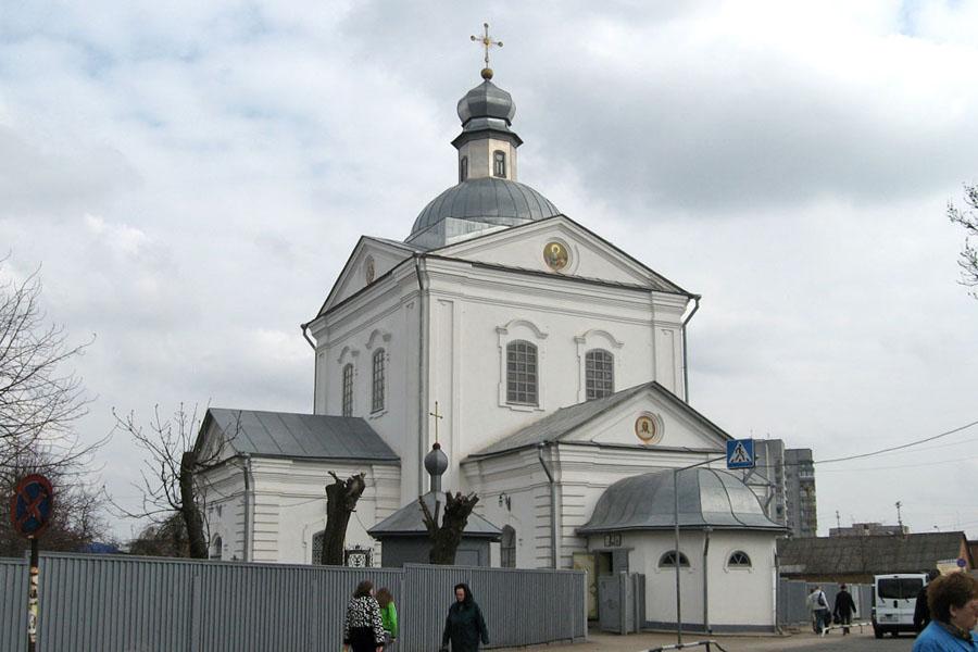 Воскресенська церква