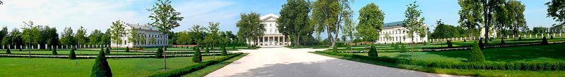 Велика панорама палацового комплексу