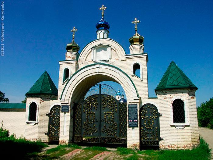 Батуринський Миколо-Крупицький монастир