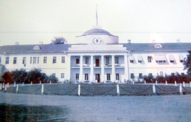 Світлина палацу 1880 року