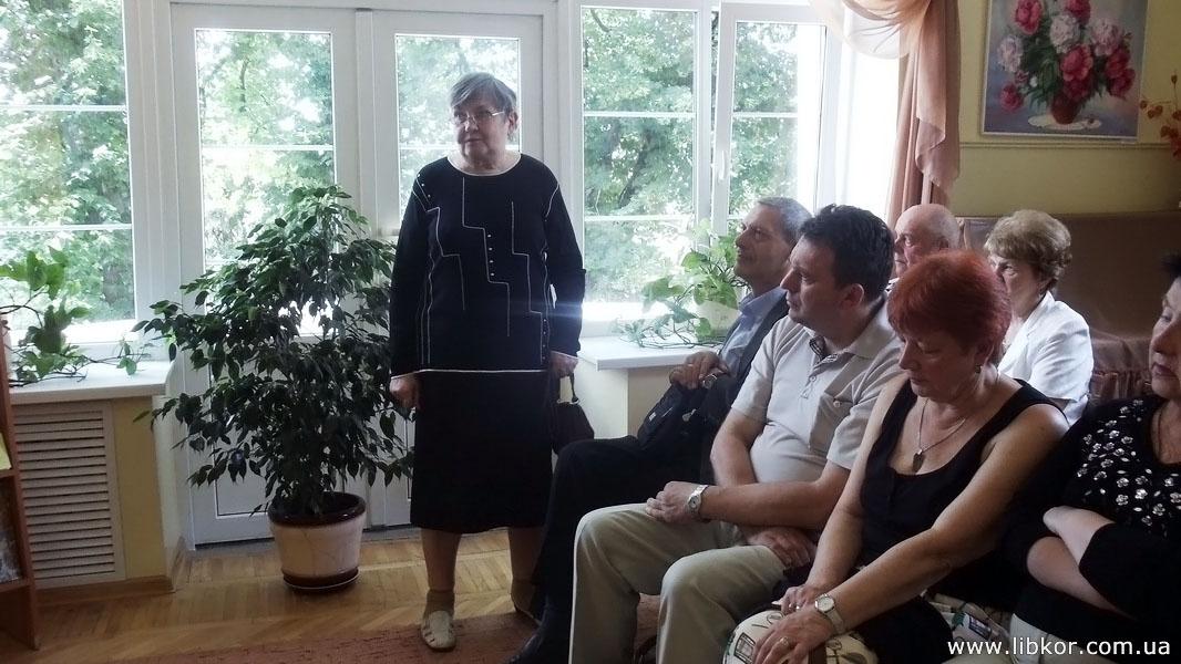 """Засідання клубу   """"Краєзнавець"""""""