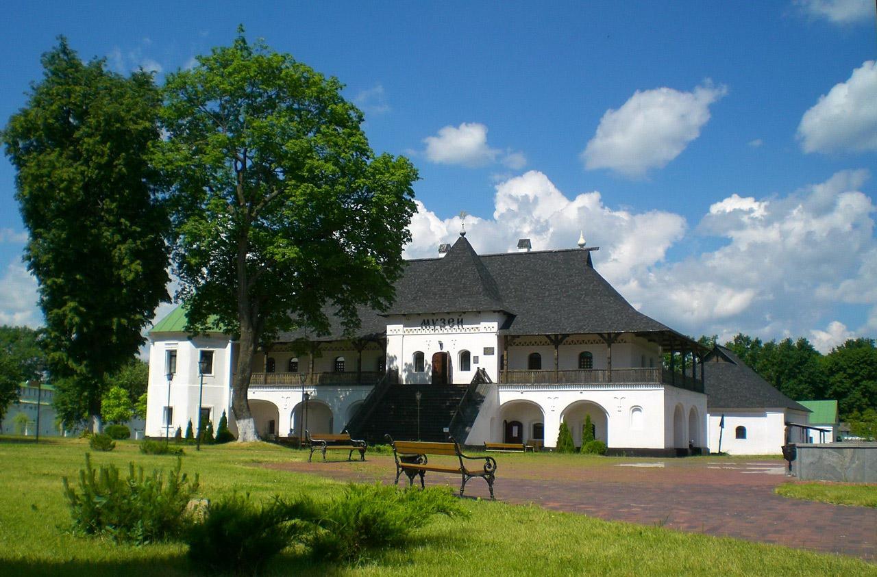 Будинок музею-заповідника