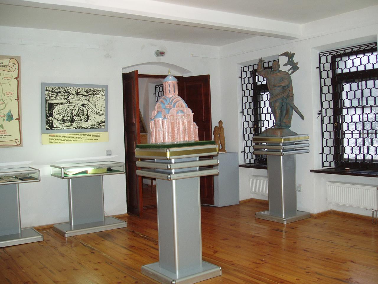 У музеї-заповіднику