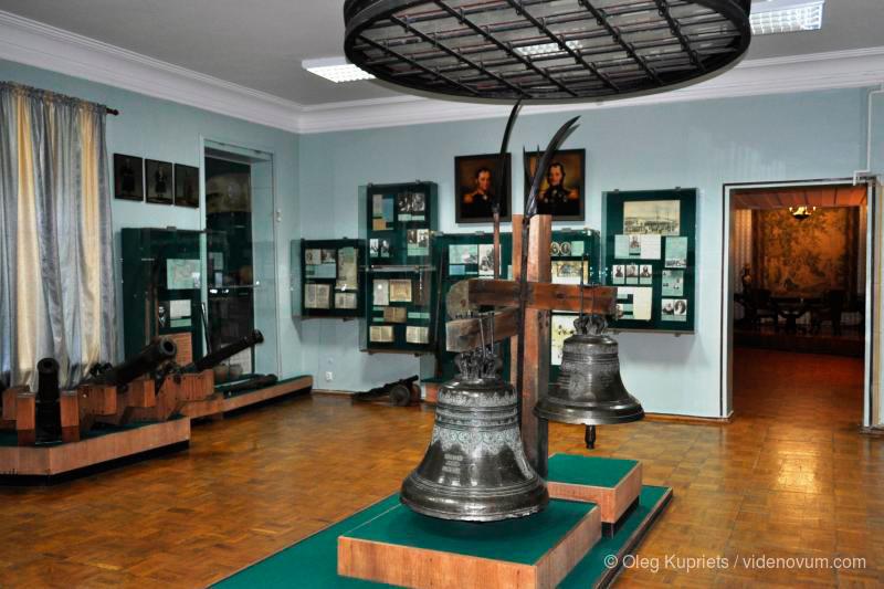У музеї імені В.В.Тарновського